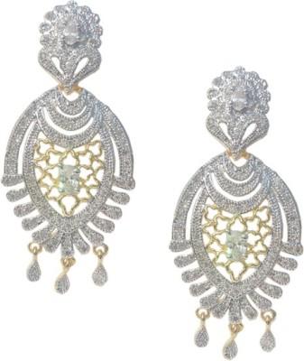 Kenza Designer Jewellery Alloy Drop Earring