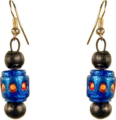 Retaaz Raajanya Karnika II Terracotta Dangle Earring