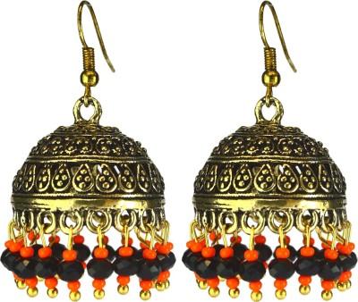Dressme Designer Collection Metal Jhumki Earring