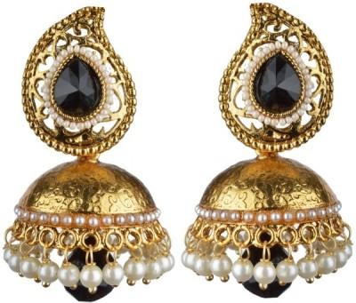 Paperiva Alloy Jhumki Earring