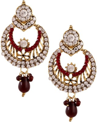 Ritus Collection RCE-0017 Alloy Chandbali Earring