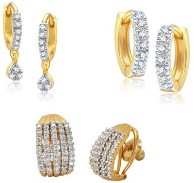 Fashion Frill Royal Collection Alloy Earring Set