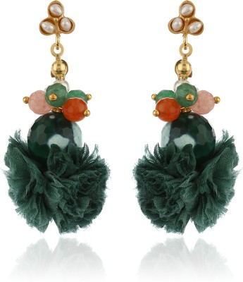 Thingalicious Whirling Dervish Alloy Drop Earring