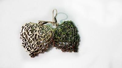 zenith jewels princess73 Brass Stud Earring