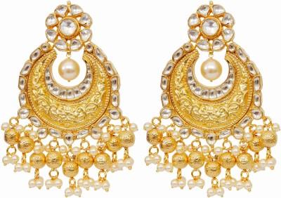 Khushbu Art Jewellers Earrings 10 Alloy Chandelier Earring