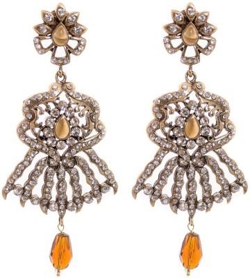 Buyclues SSJ6091 Brass Earring Set
