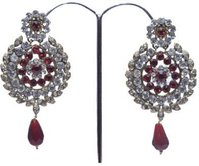 Buy Clues RCJ3038 Crystal Brass Drop Earring