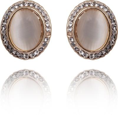 Jewelfin Young Girl Choice Alloy Stud Earring