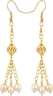 Pearlz Ocean Influence Pearl Alloy Dangle Earring