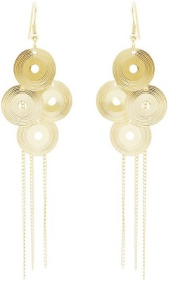 Saashis Closet Bewitching Alloy Dangle Earring