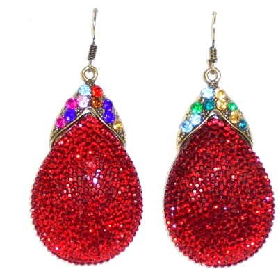 Adimani Akshu Alloy Drop Earring