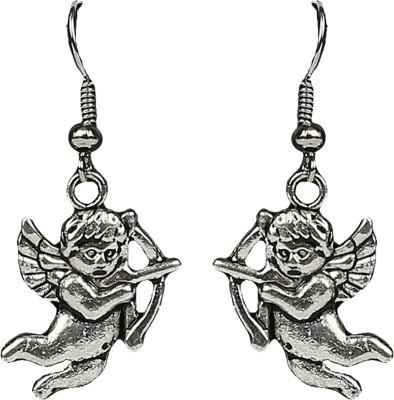R18Jewels-Fashion&U Love Angel Metal Dangle Earring