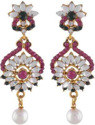 NECKIES AFJE061 Brass Drop Earring