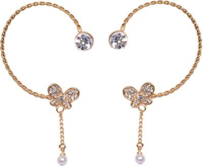 Ratnakar Blose Copper Cuff Earring