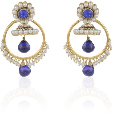 Adya Alloy, Enamel Dangle Earring
