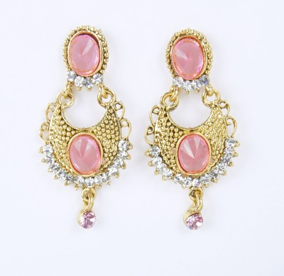 NEHASTORE Traditional look artificial Alloy Drop Earring