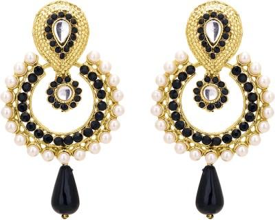 Shanti Jewellery Imported Earrings Brass Chandbali Earring