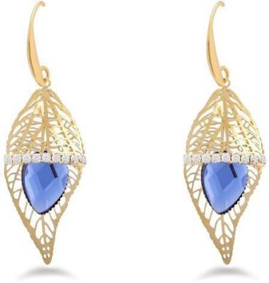 Jazz Jewellery Jazz Jewellery Designer Pearl & Stone Beautyful Earring Alloy Drop Earring