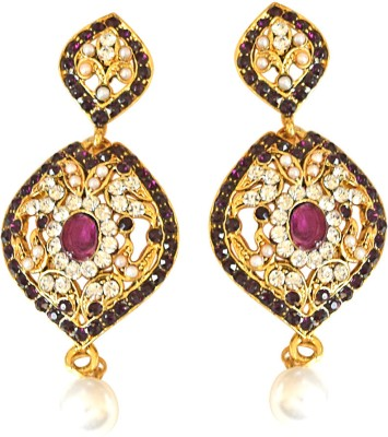 Surat Diamond Haseena Metal Drop Earring at flipkart