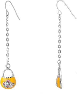 Aaradhya Precious Metal Dangle Earring