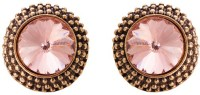Golden Collections Paisley Alloy Stud Earring best price on Flipkart @ Rs. 522