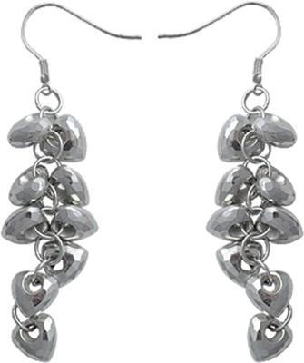Kenway Retail Seductive Romance Brass Dangle Earring