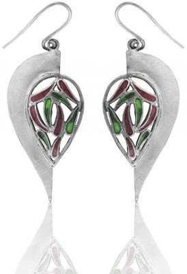 Treta Beautiful Sterling Silver Dangle Earring