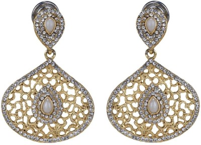 Sale Funda SFJER0016 Crystal Alloy Drop Earring
