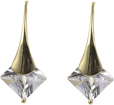 Gildermen GMEA16LRRR8 Cubic Zirconia Alloy Dangle Earring