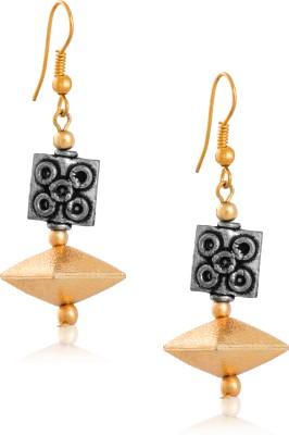 Zevar Sudha Chakra Copper Earring Set