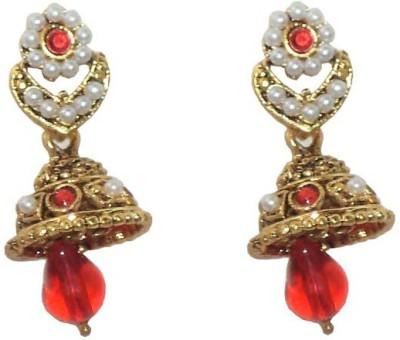 shrungarika Ethnic Alloy Jhumki Earring