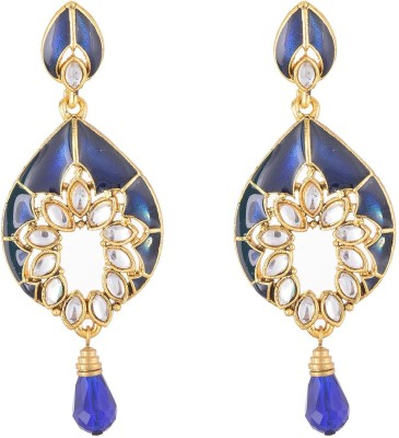 Neckies Afer0039 Brass Drop Earring