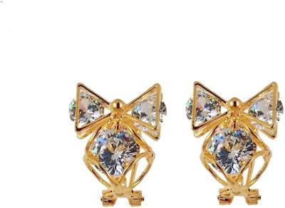 Hotpiper Artistic Crystal Alloy Stud Earring