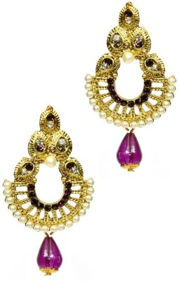 Shine My Life Belaca Alloy Chandbali Earring