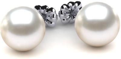 Joyra Elegant Swarovski Zirconia Sterling Silver Stud Earring