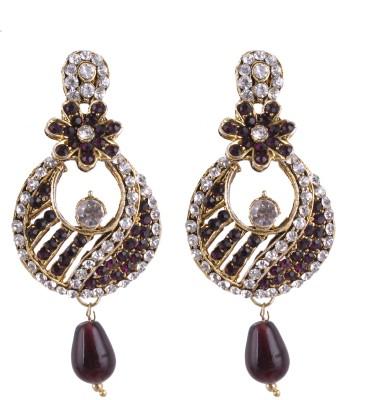 Shopernow Traditional ethnic jewels Alloy Dangle Earring