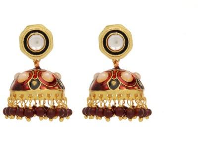 Sukaara Suer-004 Alloy Earring Set