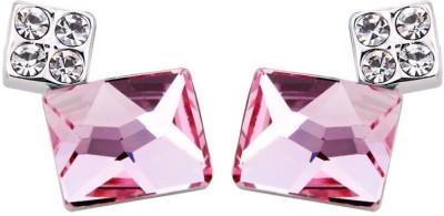 Ouxi Elements Royal Crystal Zinc Stud Earring