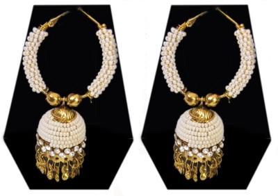 Triumphin Diva Zinc Jhumki Earring