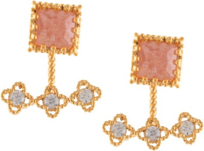 All About Me Spring Sparkle Copper Drop Earring