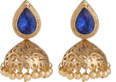 Voril Fashion Alloy Jhumki Earring