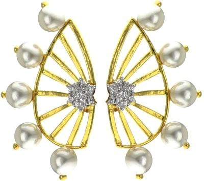 Fashion Frill Adorable Alloy Cuff Earring
