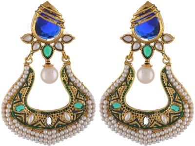 NECKIES AFJE059 Brass Dangle Earring