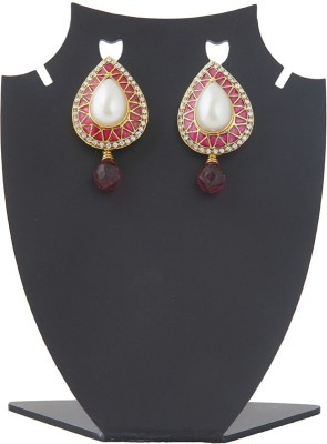 Aaina Home Decor Latest Copper Drop Earring at flipkart