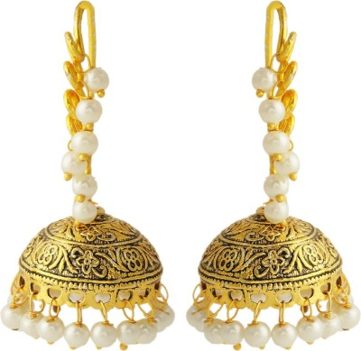 Jewels and Deals FE-154 Alloy Jhumki Earring