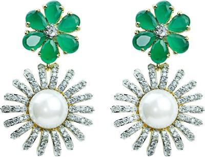 Womanwa Designer & Stylish Metal Drop Earring