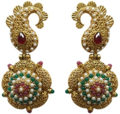 Aarnaa Alloy Dangle Earring