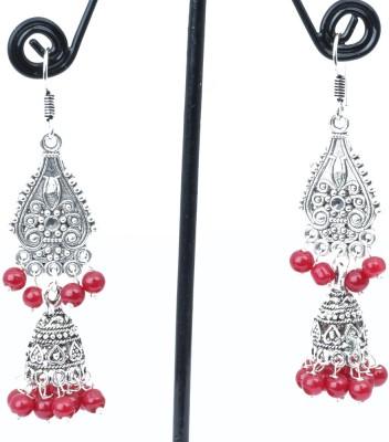 Waama Jewels lovely silver Metal Dangle Earring