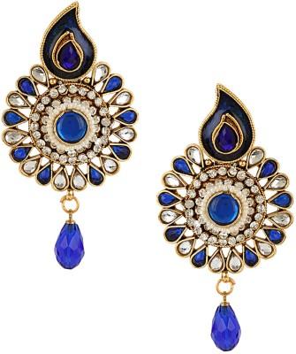 Jewels Galaxy Alloy Chandelier Earring