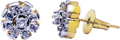 Aura Collection AD Stylish Alloy Stud Earring